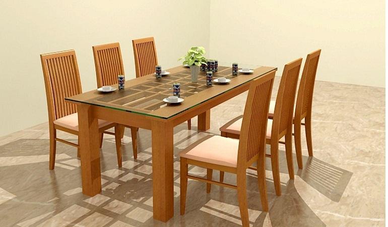 Bí quyết chọn bàn ghế phòng ăn đẹp cho không gian nhỏ hẹp