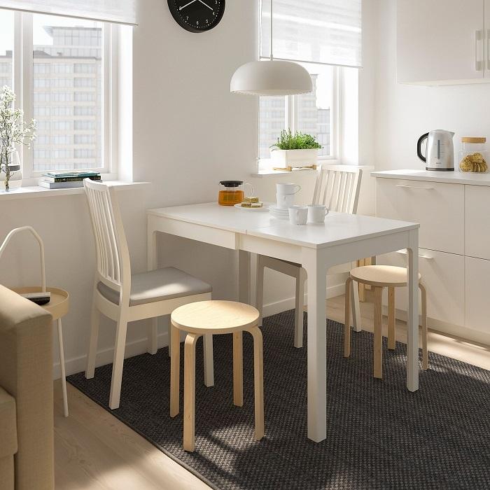 Lưu ngay bí quyết chọn bàn ăn gia đình cho căn hộ chung cư-2