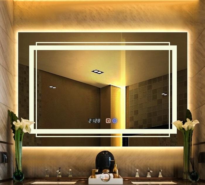 Gương đèn led – Xu hướng hiện đại của phòng tắm-15