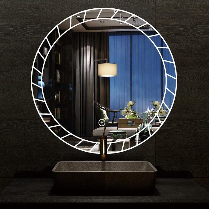 Gương đèn led – Xu hướng hiện đại của phòng tắm-9