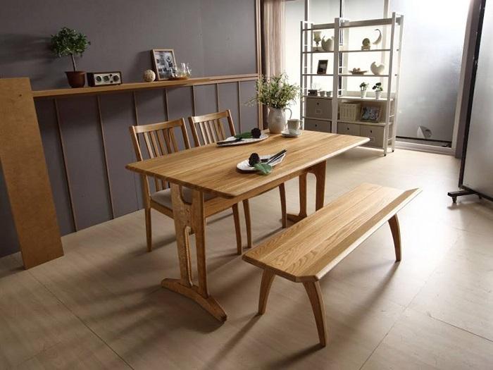 2 lưu ý quan trọng khi mua bàn ăn gỗ-2