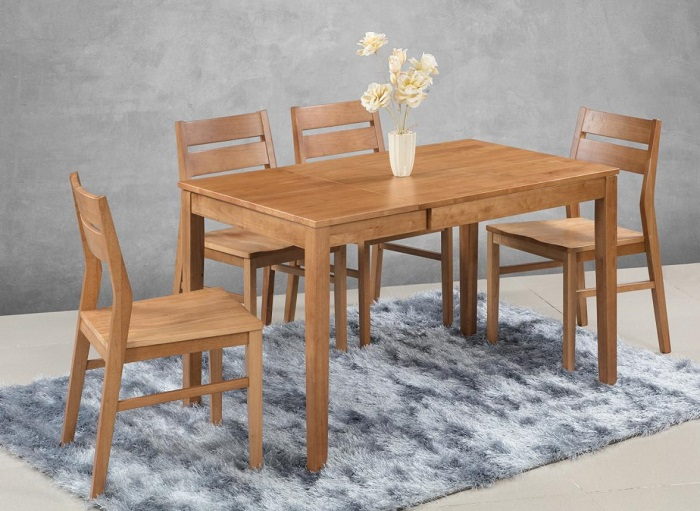 2 lưu ý quan trọng khi mua bàn ăn gỗ-3