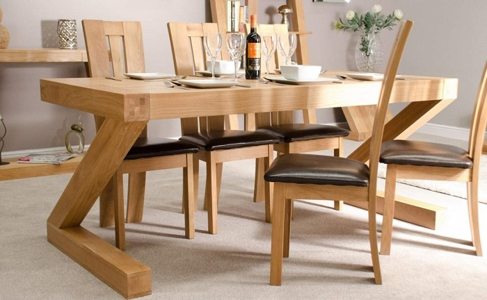 2 lưu ý quan trọng khi mua bàn ăn gỗ-8