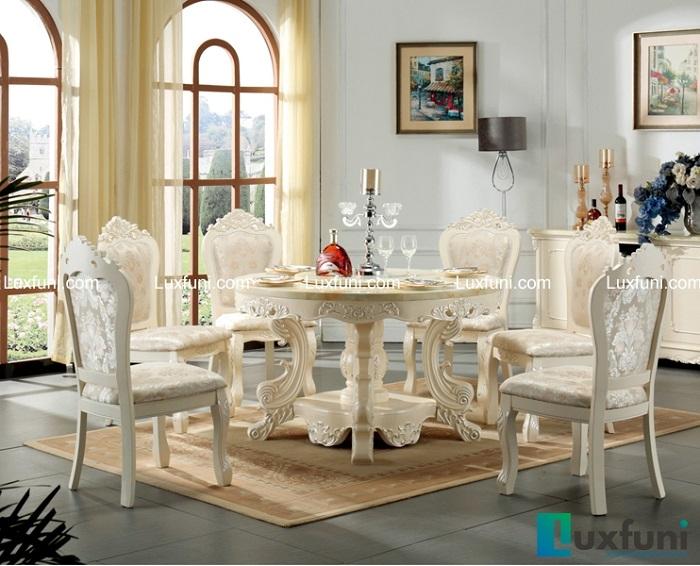 Bí quyết chọn bàn ăn cơm đẹp phù hợp diện tích ngôi nhà-14