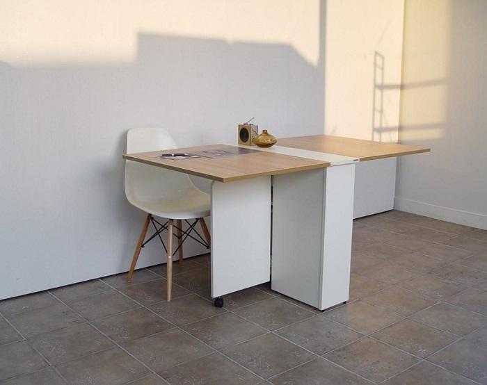 Có nên chọn bàn gỗ xếp thông minh cho nhà bếp-3