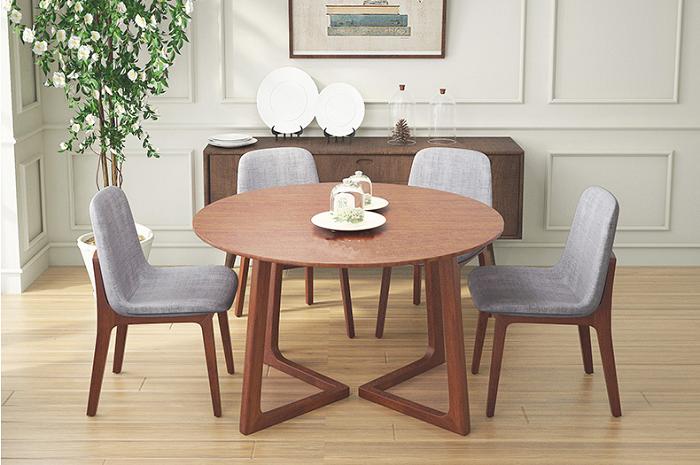Mách bạn 2 kiểu bàn ăn đơn giản đẹp và sang trọng nhất hiện nay-5