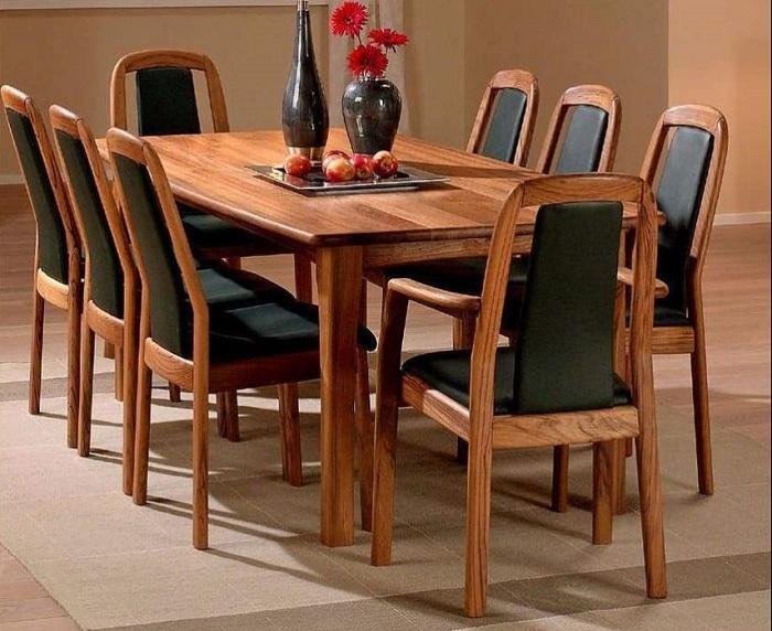 Trọn bộ kinh nghiệm chọn bàn ăn 8 ghế cho gia đình đông người-6
