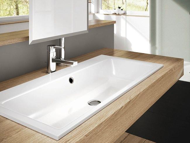 Cập nhật những mẫu lavabo nhỏ, tinh tế cho không gian nhỏ hẹp-13
