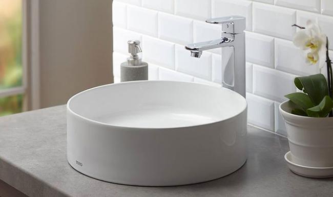 Cập nhật những mẫu lavabo nhỏ, tinh tế cho không gian nhỏ hẹp-2