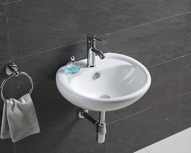 Cập nhật những mẫu lavabo nhỏ, tinh tế cho không gian nhỏ hẹp-3