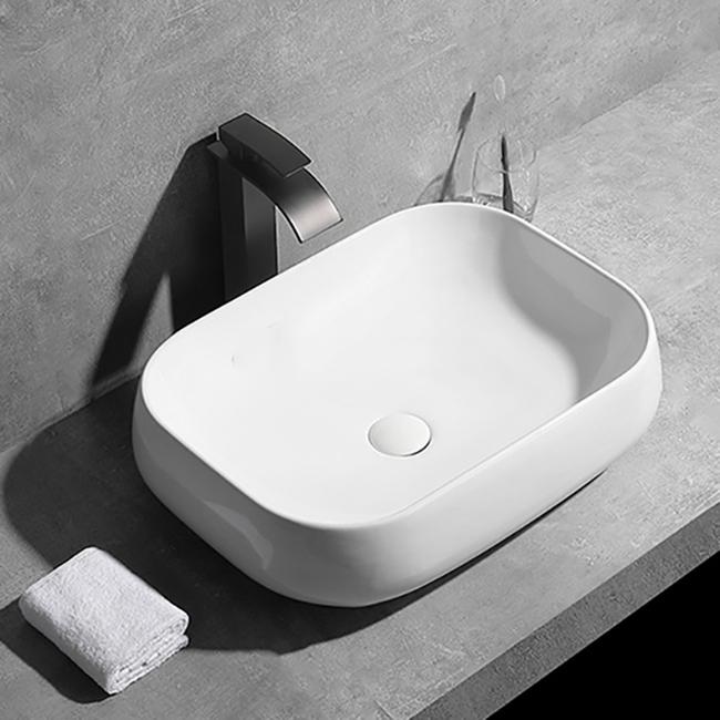 Cập nhật những mẫu lavabo nhỏ, tinh tế cho không gian nhỏ hẹp-5