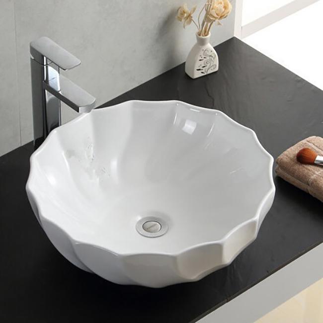 Cập nhật những mẫu lavabo nhỏ, tinh tế cho không gian nhỏ hẹp-6