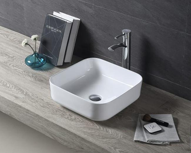 Cập nhật những mẫu lavabo nhỏ, tinh tế cho không gian nhỏ hẹp-7