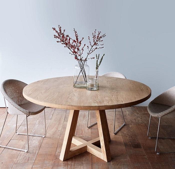 Chọn bộ bàn ghế ăn cơm sao cho hợp phong thủy?-2