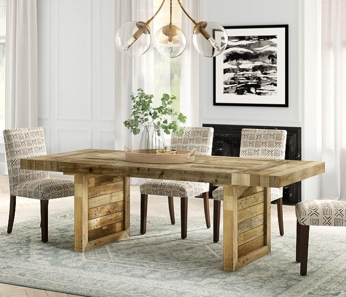Chọn bộ bàn ghế ăn cơm sao cho hợp phong thủy?-5