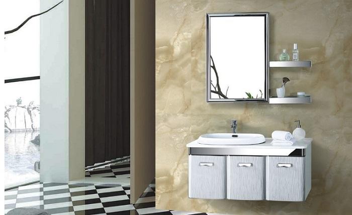 Gợi ý lựa chọn lavabo cho phòng tắm nhỏ-4