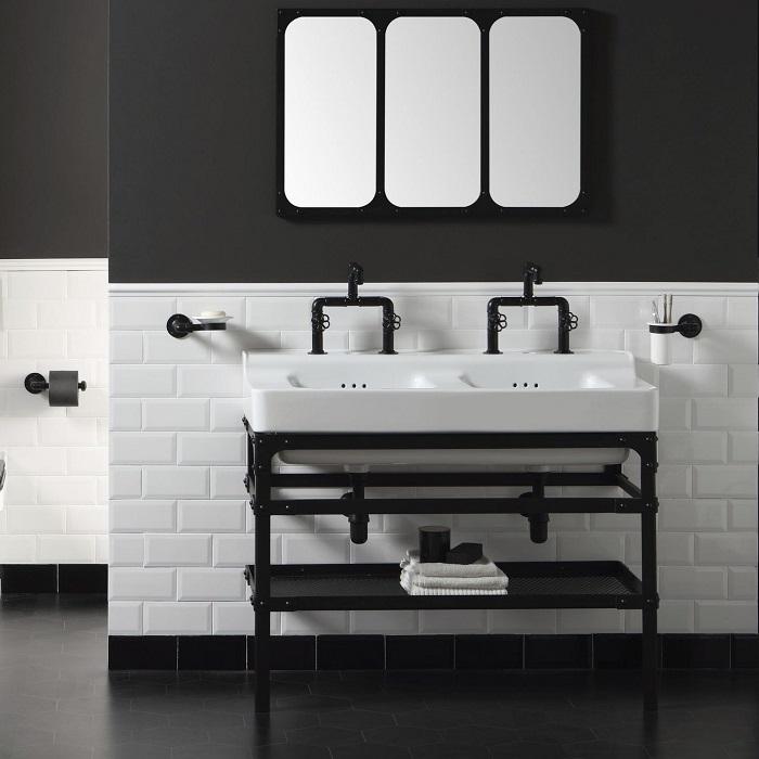 Gợi ý lựa chọn lavabo cho phòng tắm nhỏ-5
