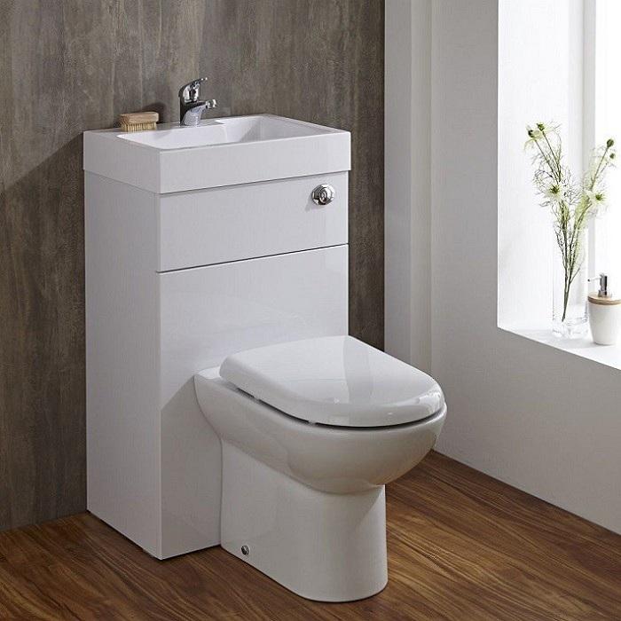 Gợi ý lựa chọn lavabo cho phòng tắm nhỏ-6