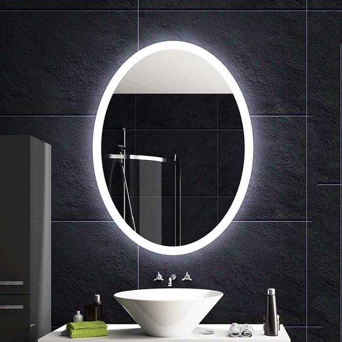 Gương phòng tắm đèn led với những ý tưởng độc đáo-5