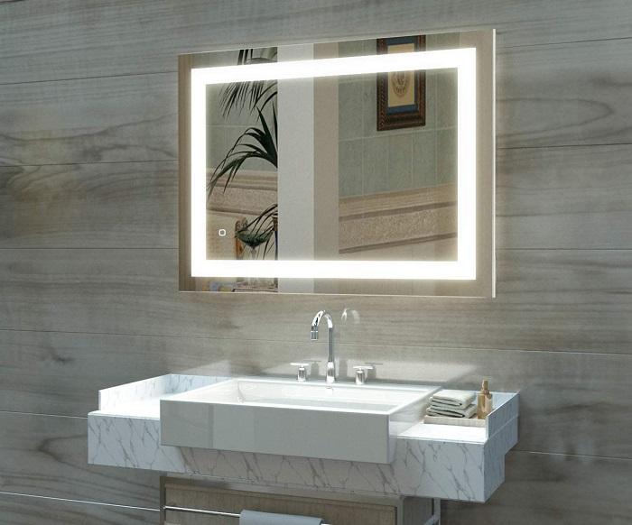 Gương phòng tắm đèn led với những ý tưởng độc đáo-6