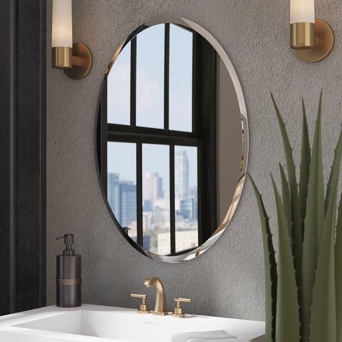 Tuyệt chiêu chọn mua gương phòng tắm giá rẻ 2020-2