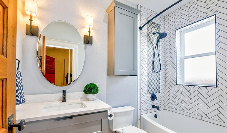 Tuyệt chiêu chọn mua gương phòng tắm giá rẻ 2020