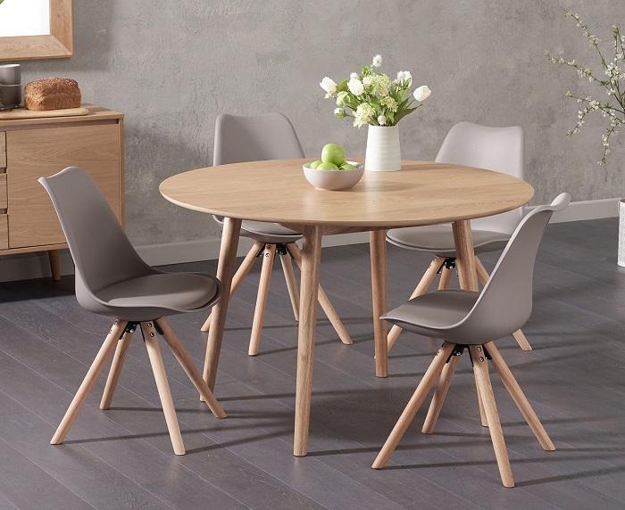 Vì sao bạn nên chọn mua bàn tròn gỗ tự nhiên-5