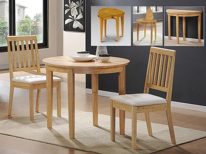 Vì sao bạn nên chọn mua bàn tròn gỗ tự nhiên-6
