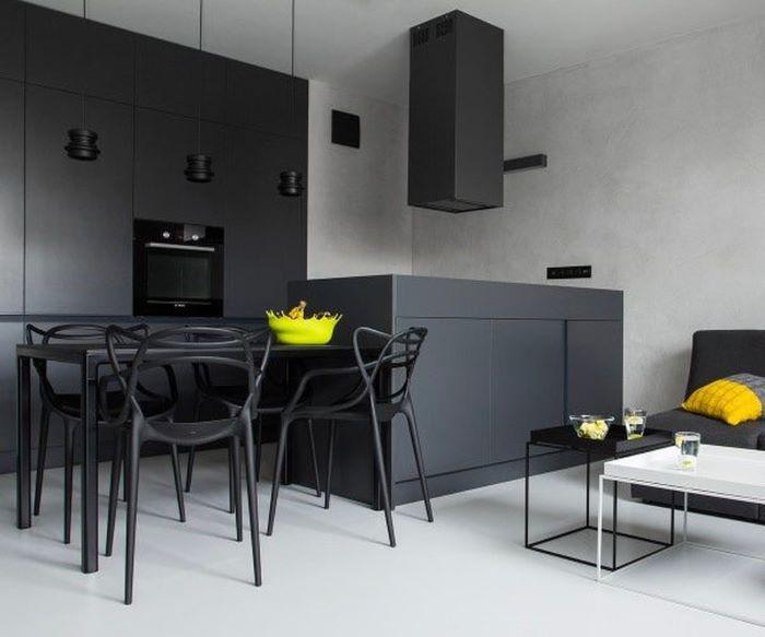 Cách bố trí bàn ăn cho không gian bếp nhỏ nhìn là mê-4