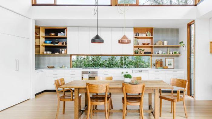 Lựa chọn và bố trí bàn ăn chung cư nhỏ hợp phong thủy-1