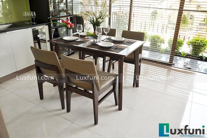 Mách bạn cách chọn bàn ăn 4 ghế đẹp giá rẻ phổ biến hiện nay-6