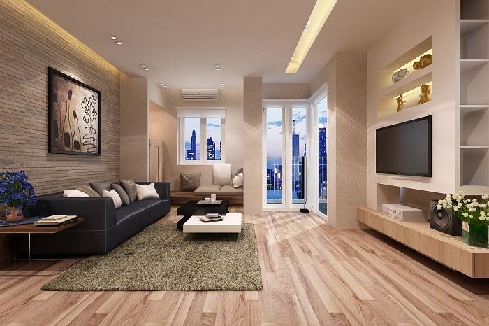 Tư vấn thiết kế nội thất phòng khách theo phong thủy chuẩn nhất-4