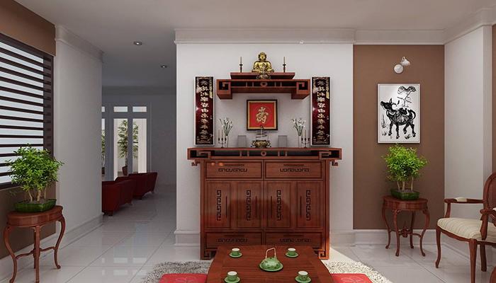 Tư vấn thiết kế nội thất phòng khách theo phong thủy chuẩn nhất