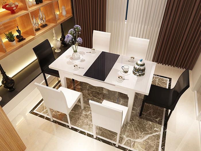 5 nguyên nhân nên lựa chọn bàn ăn hiện đại có bếp từ-1