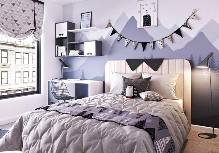 Bật mí cách trang trí phòng ngủ nhỏ đẹp giá bình dân-4