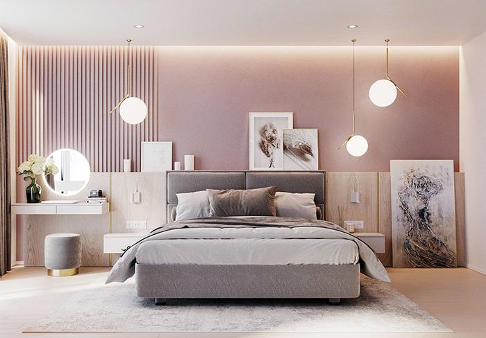 Kinh nghiệm Decor phòng ngủ đơn giản mà ấn tượng-3