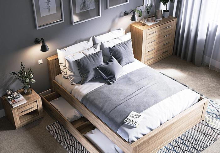 Kinh nghiệm Decor phòng ngủ đơn giản mà ấn tượng-6