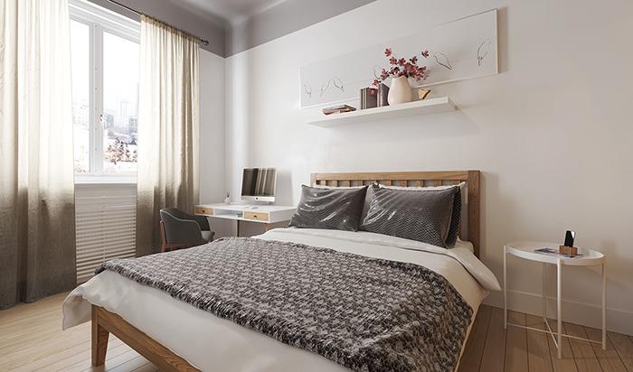 Kinh nghiệm Decor phòng ngủ đơn giản mà ấn tượng-9