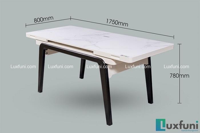 Review mẫu bàn ăn thông minh bếp từ T1958-2