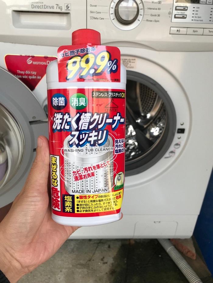 Tổng hợp các cách vệ sinh máy giặt cửa ngang đơn giản mà hiệu quả-4