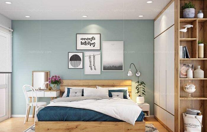 Gợi ý cách trang trí nội thất phòng ngủ đẹp hiện đại và sang trọng nhất-1
