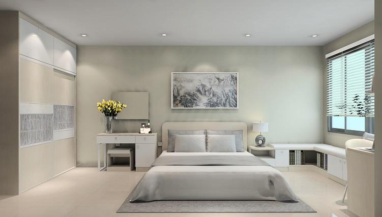 Gợi ý cách trang trí nội thất phòng ngủ đẹp hiện đại và sang trọng nhất-4