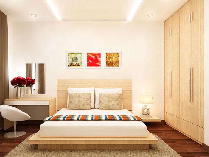 Gợi ý cách trang trí nội thất phòng ngủ đẹp hiện đại và sang trọng nhất-5