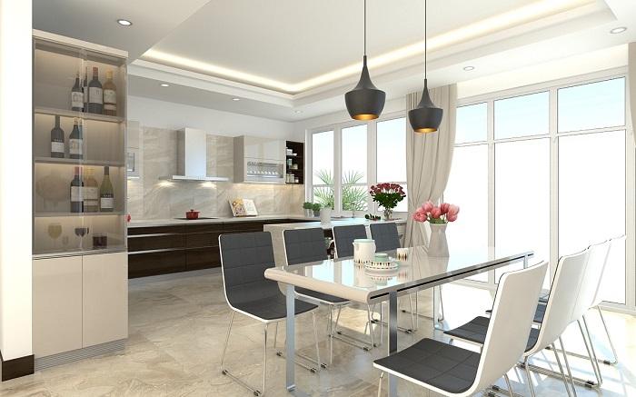 Những ý tưởng thiết kế phòng bếp hiện đại không thể bỏ qua-1