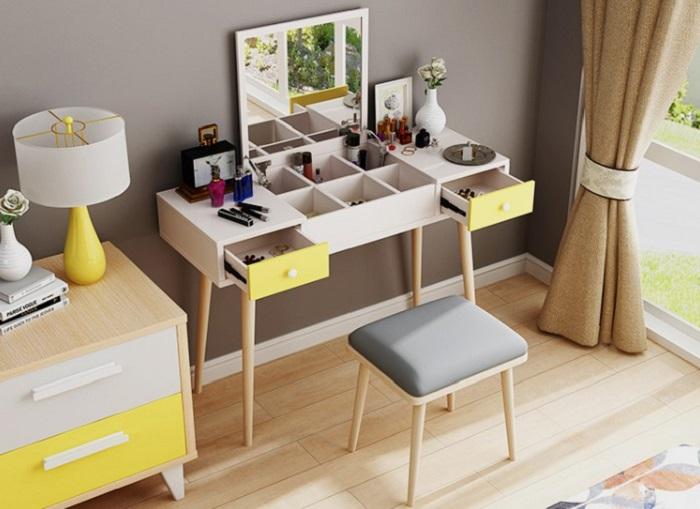 Thiết kế đồ nội thất phòng ngủ nhỏ thông minh-5