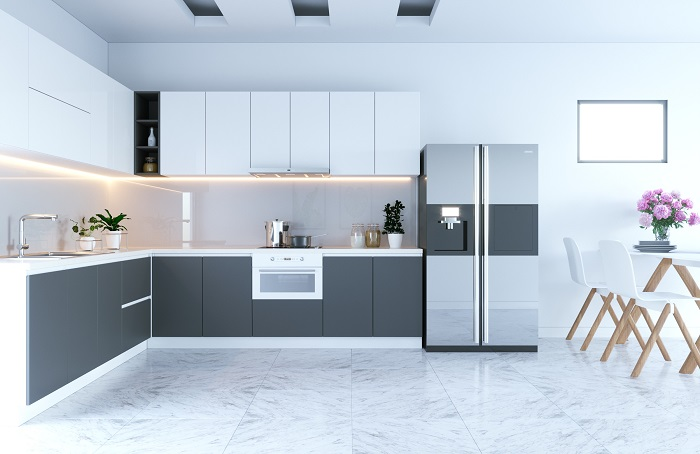 Tổng hợp những thiết kế phòng bếp đẹp hiện đại và sang chảnh-3