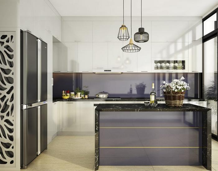 Tổng hợp những thiết kế phòng bếp đẹp hiện đại và sang chảnh-5