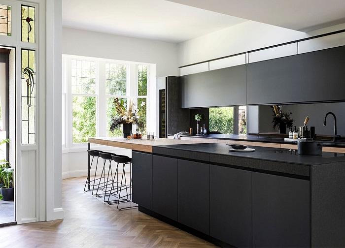 Tổng hợp những thiết kế phòng bếp đẹp hiện đại và sang chảnh-9