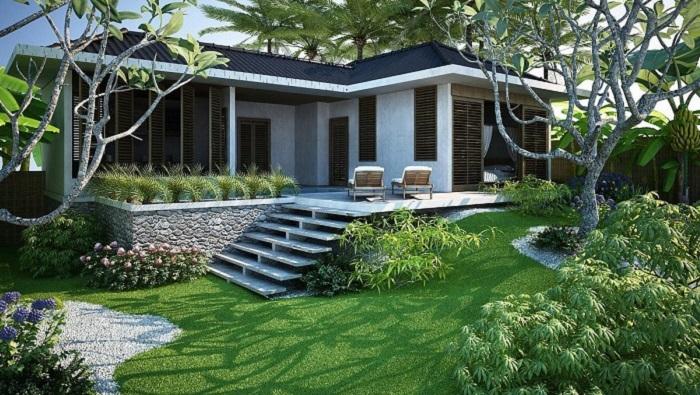 Mãn nhãn với những mẫu biệt thự nhà vườn đẹp như mơ-6