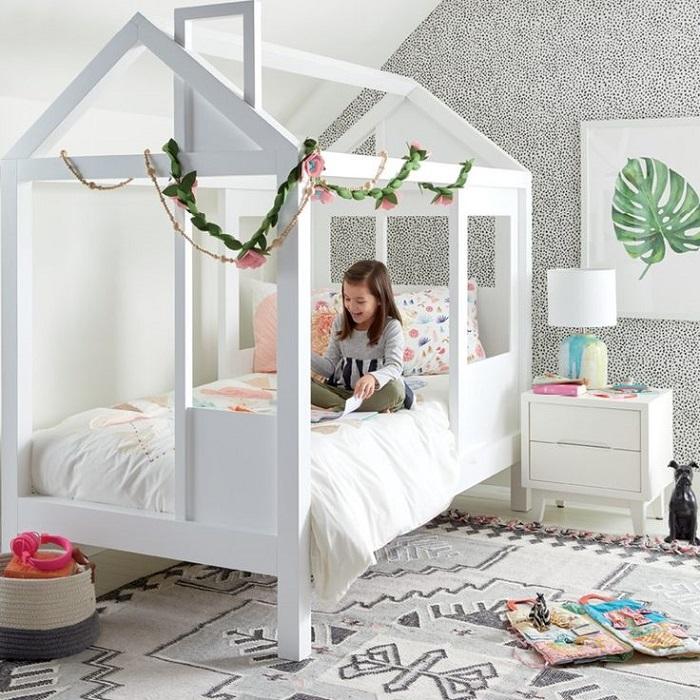 Một số điều ba mẹ cần lưu ý khi chọn giường ngủ cho bé-2